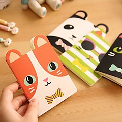 Cool Animal Pattern Soft Cover Notebook(Random Color)