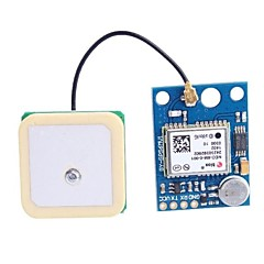 GY-GPS6MV1 GPS APM2.5 modul med antenne - dyp blå (3 ~ 5V)