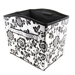 Flower Pattern Convex Type Storage Box