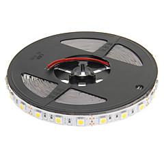 z®zdm 5м 72W 300x5050smd 3000-3500K теплый белый свет прокладка водить лампы (DC 12V)