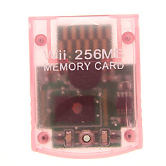 256 MB minnekort for Wii
