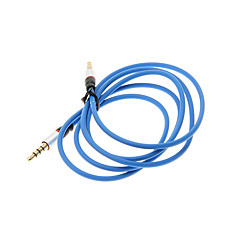 1.2M 4FT Auxiliary Aux Audio Cable 3.5mm jack hann til hann Cord
