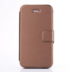 Ultra-Thin Business Luxury PU Leather Case for iPhone 4/4S (Assorted Colors)