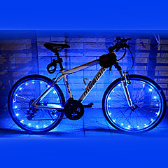 1 PC - FJQXZ 18 2 Modu Mavi Bisiklet Tekerlek LED Işık