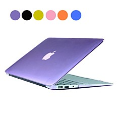 "Yksivärinen PC Hard Case Crystal MacBook Air 13 ""(Assorted Colors)"