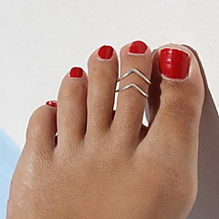 Body Jewelry/Toe Rings Alloy Others Unique Design Fashion Gold 1pc