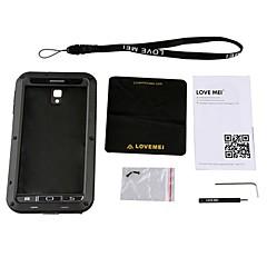 Mert Samsung Galaxy Note Ütésálló / Vízálló / Porálló Case Teljes védelem Case Páncél Fém Samsung Note 3