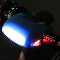 Велосипедные фары Велосипедные фары / огни безопасности LED Люмен Работает от солнечной энергии Синий Велосипедный спорт-Акация