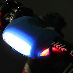 Luces para bicicleta Luces para bicicleta / luces de seguridad LED Lumens Solar Azul Ciclismo-Acacia