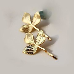 The New Leaves Retro Small Hairpin