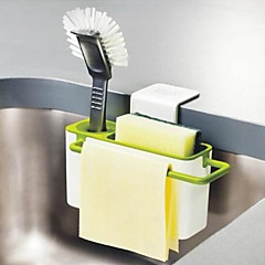 Multifunction Plastic Kitchen Articles Holder