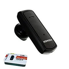 koncen-KC-05 mini zestaw głośnomówiący Bluetooth v3.0 single track bezprzewodowy zestaw słuchawkowy Bluetooth z mikrofonem