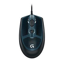 logitech g100s por cable de alta precisión 2500DPI ratón para juegos (varios colores)