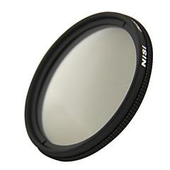 nisi® 46mm pro cpl ultra mince lentille filtre polarisant circulaire
