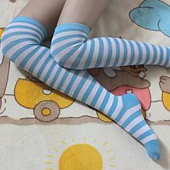 Sokken en kousen Schattig Matroos Lolita Lolita Lolita-accessoires Kousen Gestreept  Voor Nylon