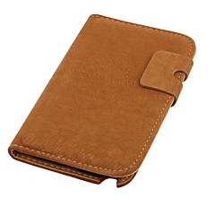 Faux Leather Wallet Flip Stand Card Holder Pouch Case For Samsung Galaxy Note II 2 N7100