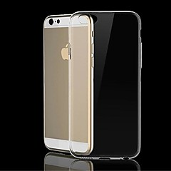 DF Transparent PC Back Cover Case for iPhone 6