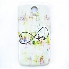 Infiniti Galaxy Pattern Thin Hard Case Cover for Samsung Galaxy S4 I9500
