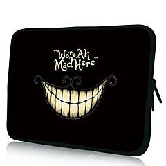 "Elonno Smiling Face 7"" Neoprene Protective Sleeve Case for iPad Mini 1 2 / Galaxy Tab2 P3100/P6200 / Kindle Fire HD"