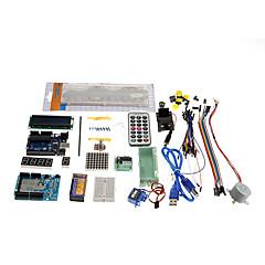 kt0001 r3 kit d'apprentissage de démarrage uno pour cartes Arduino officielles multicolore
