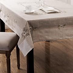 1 Linen Square Table Cloths