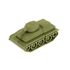 ZP tegneserie tanken karakter usb-flashdrev 16gb