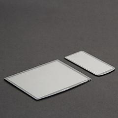 fotga® D300 / D300S professionella pro optiskt glas LCD skärmskydd