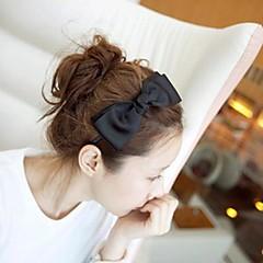 Fashion Fabric Big Bow Headbands