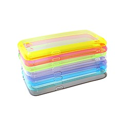 XUNDD Solid Color TPU Transparent Set of Cases Non-slip Soft Case for Samsung Galaxy Note II/N7100
