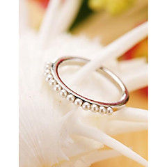 Fashion Korean OL Pearl Ring for Women ,Men Jewelry Gift