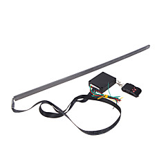 Vysoký jas Knight Rider Světla Osvětlení Bar 5050 SMD 48 LED 7 Colors 130 Režimy 12V s dálkovým ovládáním
