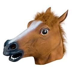 Masques d'Halloween Tête de cheval festival de Supply For Halloween / Mascarade 1Pcs