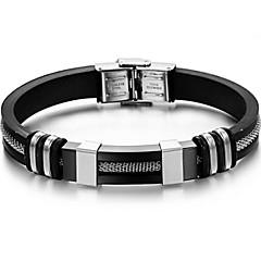 Z&X®  Men's Fashion Personality Joker Titanium steel Bracelets