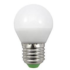 ZDM ™ 5w E26 / E27 ha condotto le lampadine del globo G45 26 SMD 3022 350 lm caldo ac bianco 220-240 V