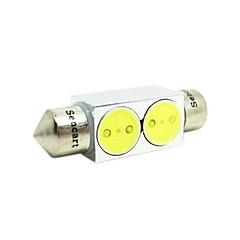39мм 2W белый 2xcob привело 140-160lm лицензионный настольная лампа лампы (dc12v)