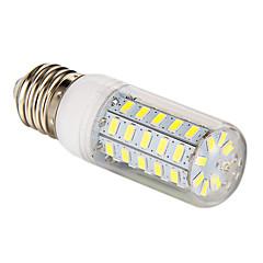 Bombillas LED de Mazorca T E26/E27 10W 48 SMD 5730 1000 LM Blanco Natural AC 100-240 V