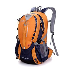 WEST BIKING® Outdoor 35L NylonTravel Mountaineering Bicycle Cycling Bag Shoulder Backpack