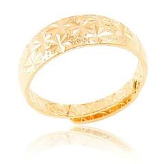 классические мотивы резные имитация золотые кольца (Hualuo ювелирные изделия)