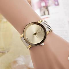 la mode féminine strass ceinture en acier montre-bracelet à quartz