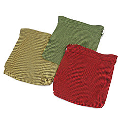 Fenchii Green/Yellow/Red Cloth Bag for Sony A7r/A6000/NEX15