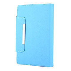 "Universal Folio Style Magnetic Flip Stand Tablet Leather Case for 7"" 8"" 9"" 9.7"" 10"" (Assorted Colors)"