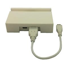 hvit svart magnetisk lading dock pod stativ bordlader til Sony Xperia z1 / z2 / z3