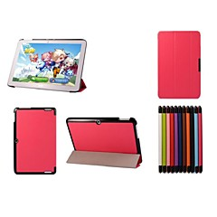 10.1 Inch Triple Folding Pattern High Quality PU Leathe Case for Acer Iconia A3-A20 (Assorted Colors)