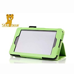 Shy Bear™ 6 Inch Leather Cover Stand Case for Amazon Kindle Fire HD 6(2014) Tablet