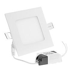 30 SMD 2835 500-550 lm meleg fehér led mennyezeti lámpa ac 85-265 v