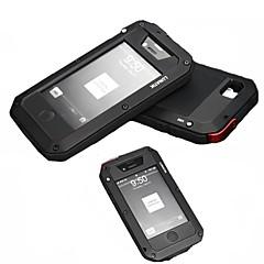 ny LunaTik antichoc ETANCHE robuste beskyttelse metall sak for iPhone 4 / 4S (assorterte farger)