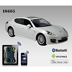 i-Controllo licenza porsche auto Bluetooth per iPhone, iPad e Android is605