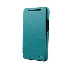Solid Color PU Leather Full Body Protective Case for HTC One M7 (Assorted Color)