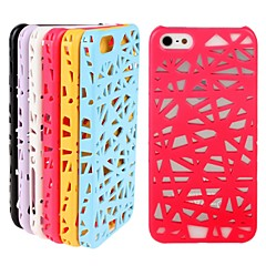 The Bird's Nest Out Mobile Phone Protection Shell for iPhone 5/5S (Assorted Colors)