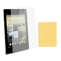 """υψηλή διαφανές προστατευτικό οθόνης για Acer Iconia a1-810 7.9 """"tablet προστατευτική μεμβράνη"""
